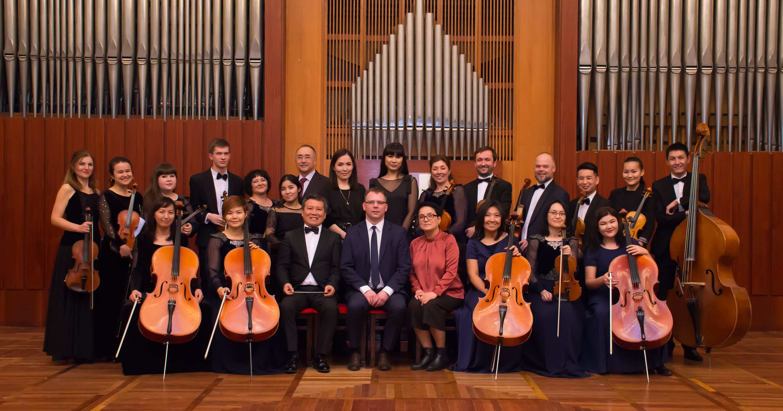 15 февраля в Малом зале Кыргызской Национальной Филармонии прошел концерт органной музыки